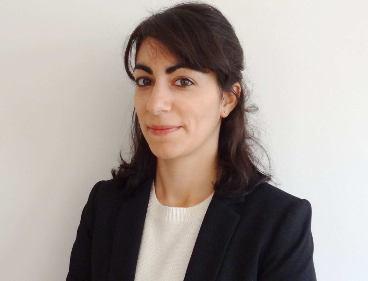 Dina Esfandiary